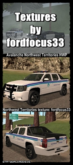 Chevrolet Avalanche NWP