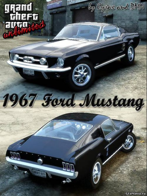Ford Mustang '1967
