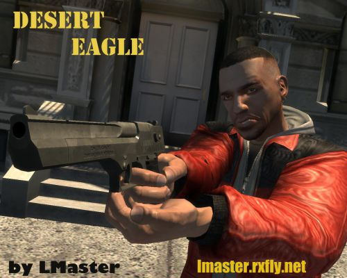 Desert Eagle by LMaster